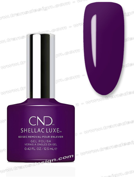 CND Shellac Luxe  - Temptation 0.42oz. *