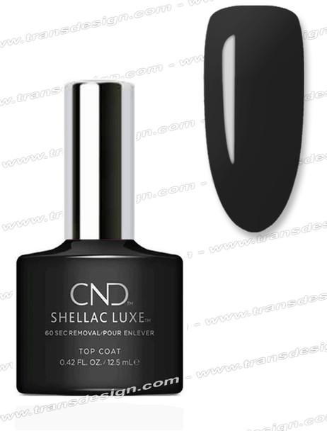 CND Shellac Luxe  - Top Coat 0.42oz. *