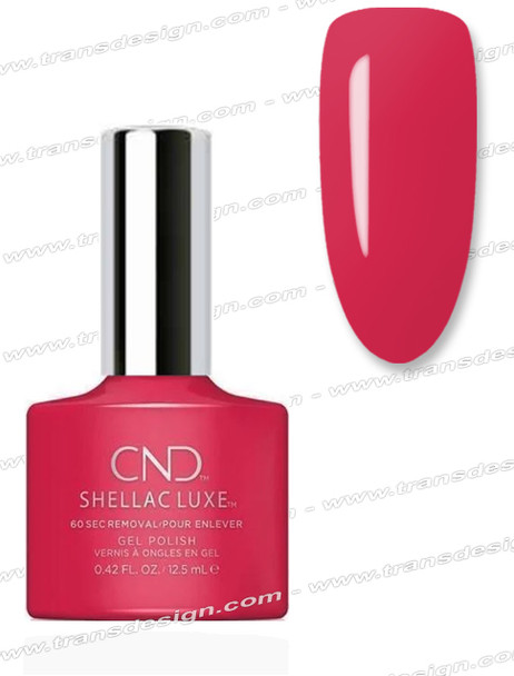 CND Shellac Luxe  - Wildfire 0.42oz. *