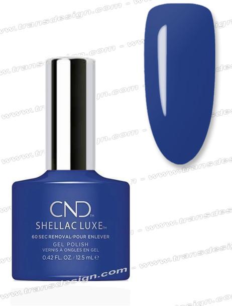CND Shellac Luxe  - Blue Eyeshadow 0.42oz. *