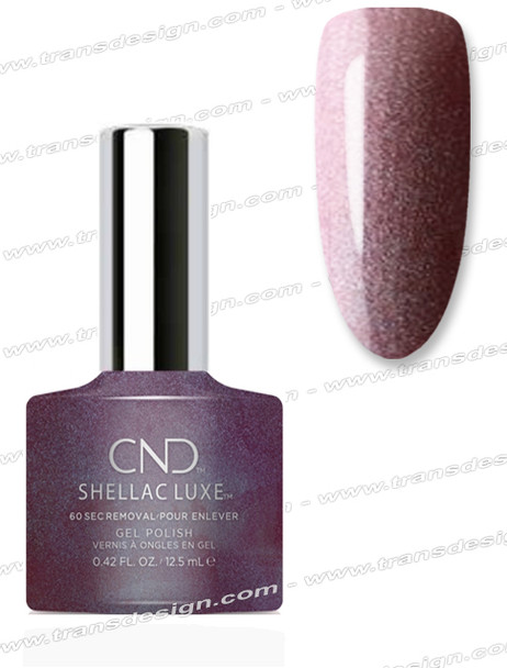 CND Shellac Luxe  - Patina Buckle 0.5oz. *