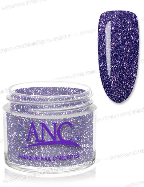 ANC Dip Powder - #44 Lavender Glitter  2oz.