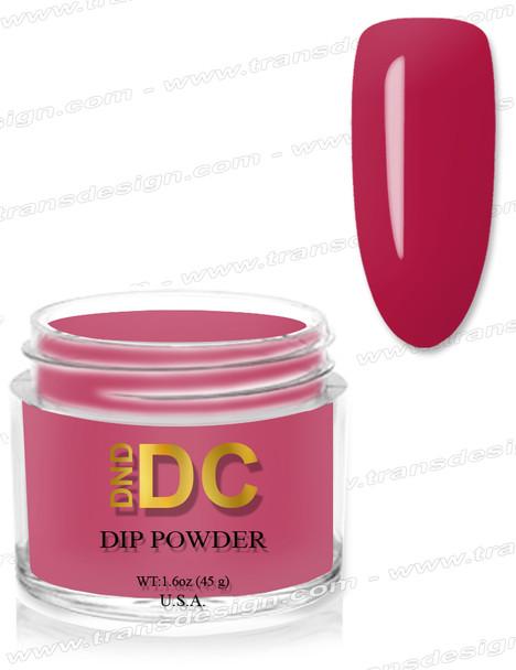 DND DC Dipping Powder -072 Crimson 1.6oz.