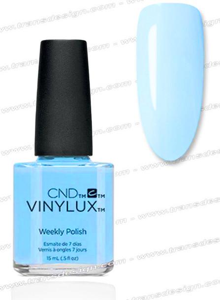 CND Vinylux - Aqua Intance 0.25oz. (C)