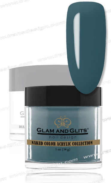 GLAM AND GLITS Naked Color Acrylic - 5th Avenue 1oz.