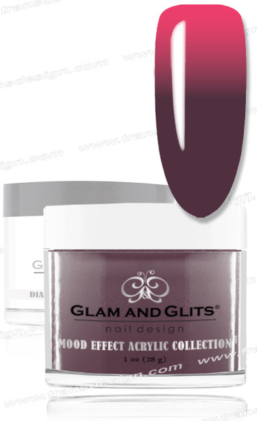 GLAM AND GLITS - Acrylic Mood Effect Innocently Guilty 1oz.