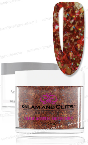 GLAM AND GLITS Glow Collection - Scattered Embers 1oz.