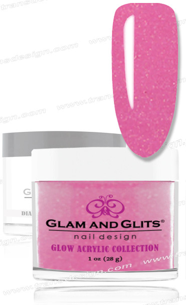 GLAM AND GLITS Glow Collection - Love Me Tinder 1oz.