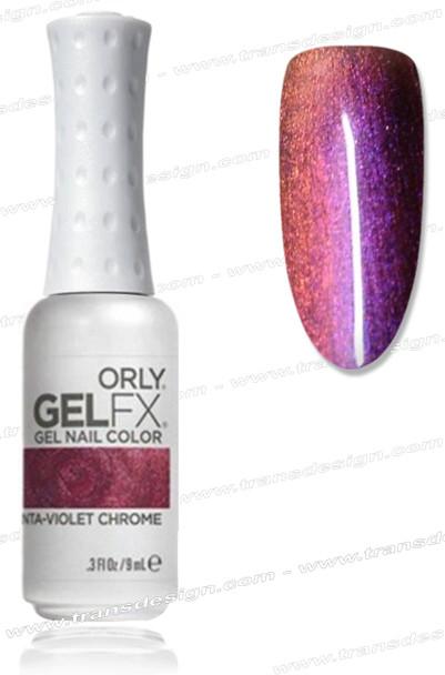 ORLY Gel FX Nail Color - Magenta Violet *