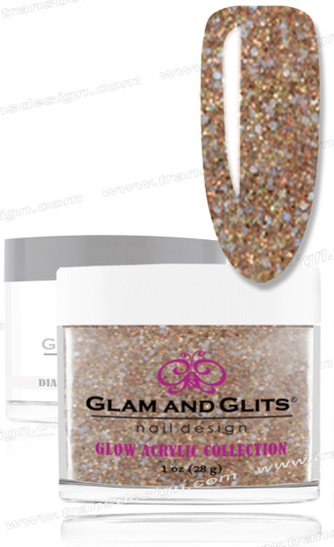 GLAM AND GLITS Glow Collection - Shooting Star 1oz.