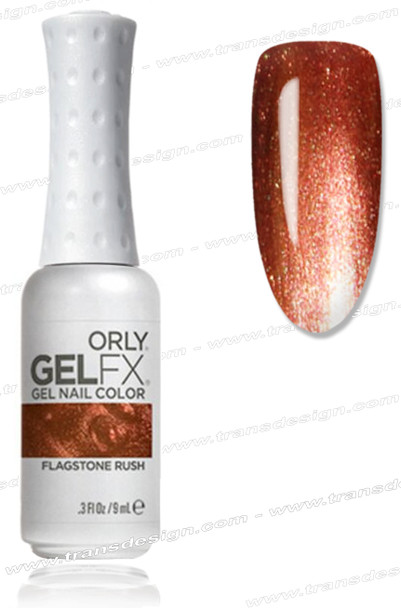 ORLY Gel FX Nail Color - Flagstone Rush *