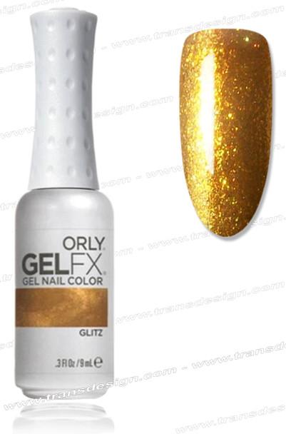 ORLY Gel FX Nail Color - Glitz *