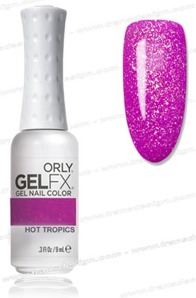 ORLY Gel FX Nail Color - Hot Tropics *