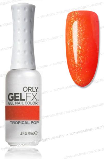 ORLY Gel FX Nail Color - Ablaze  *