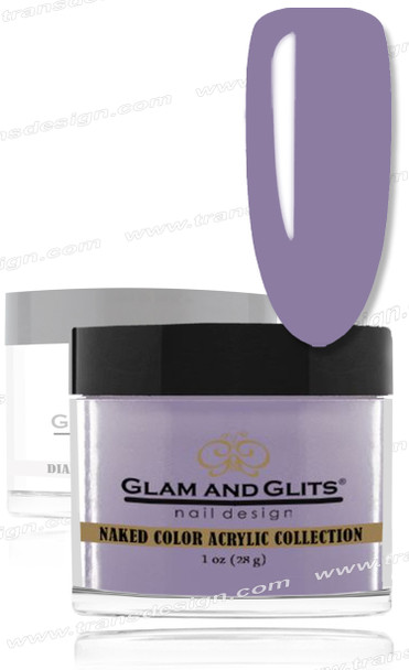 GLAM AND GLITS Naked Color Acrylic - Naked Color Acrylic Keep It Casual 1oz.