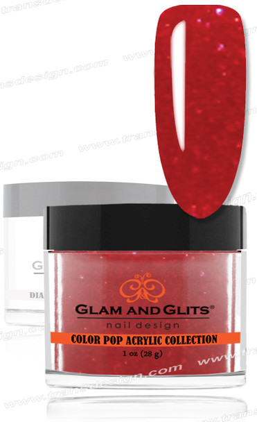 GLAM AND GLITS Color Pop - Seashell 1oz.