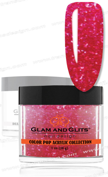 GLAM AND GLITS Color Pop - Tulip 1oz.