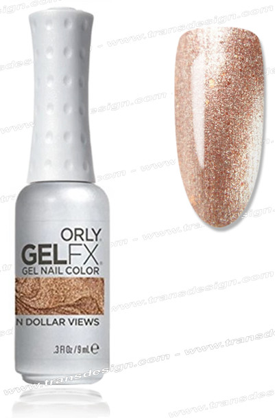 ORLY Gel FX Nail Color - Million Dollar Views *