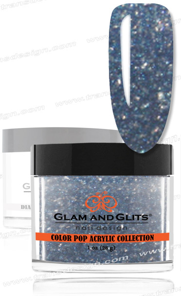 GLAM AND GLITS Color Pop - Beachball 1oz.