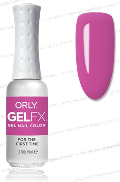 ORLY Gel FX Nail Color - For The First Time *