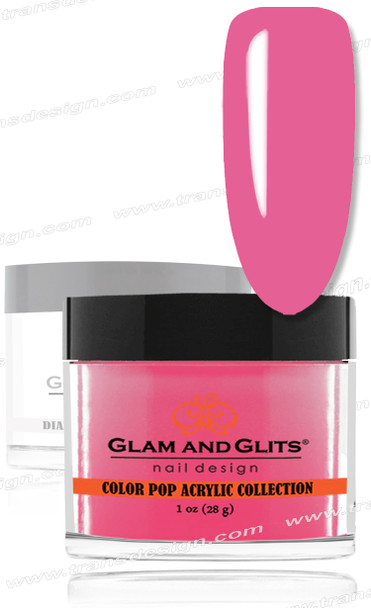 GLAM AND GLITS Color Pop - Polka Dots 1oz.