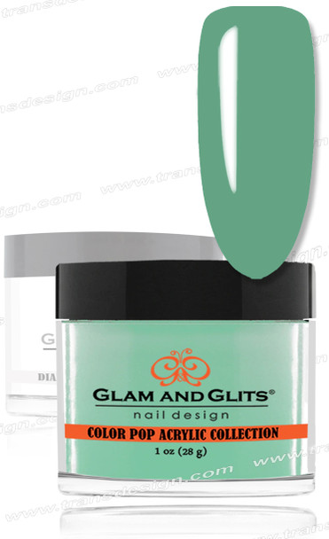 GLAM AND GLITS Color Pop - Palm Tree 1oz.