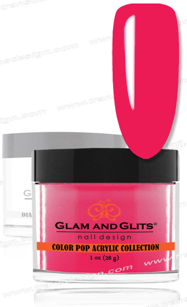 GLAM AND GLITS Color Pop - Berry Bliss 1oz.