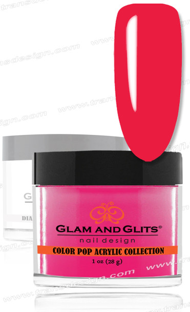 GLAM AND GLITS Color Pop -  Daisy 1oz.