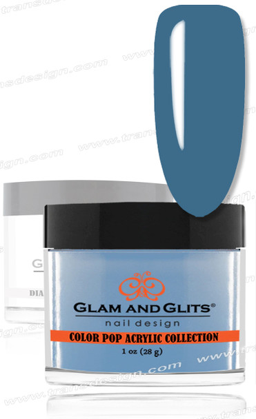 GLAM AND GLITS Color Pop - Acrylic Beach Cruiser 1oz.