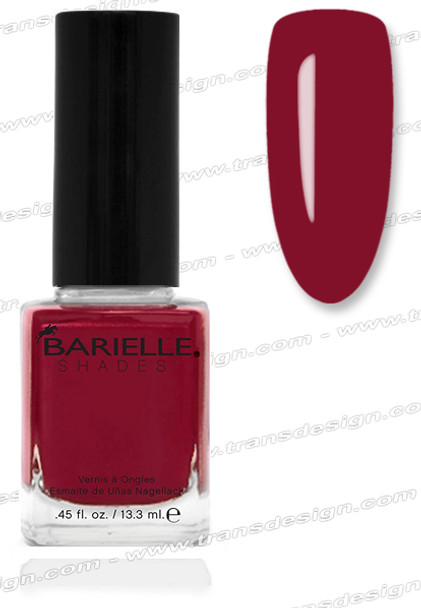 Barielle - Big Apple Red 0.45oz #5262