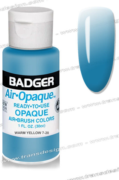 BADGER Airbrush Color - Turquoise 1oz.