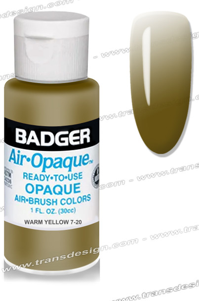 BADGER Airbrush Color - Sepia 1oz.