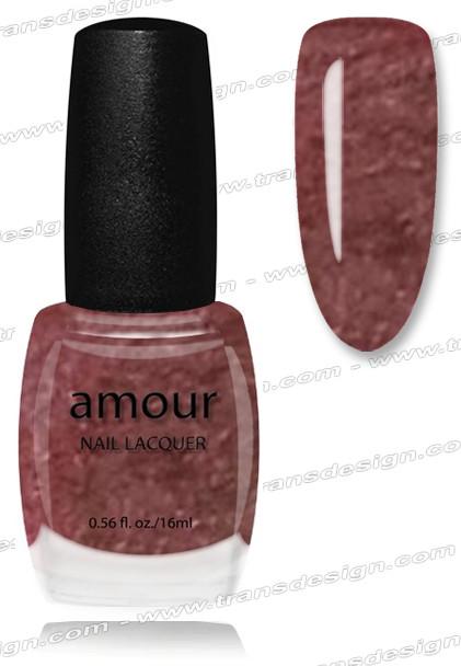 AMOUR Nail Lacquer - Samuri 0.56oz