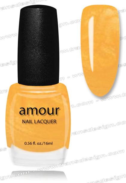 AMOUR Nail Lacquer - 18 Karat Gold 0.56oz.