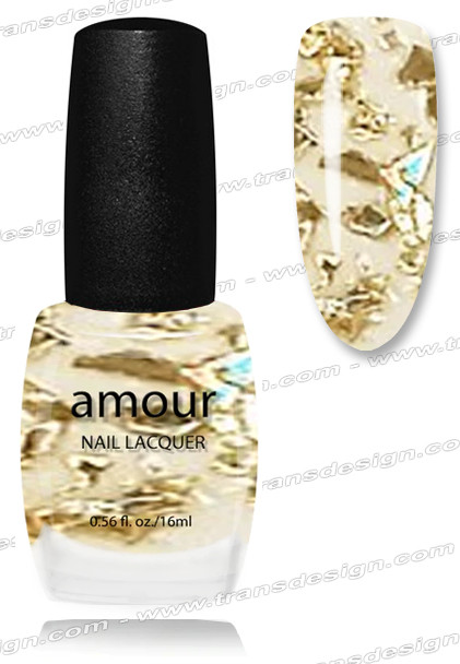 AMOUR Nail Lacquer - Buddha Scales 0.56oz