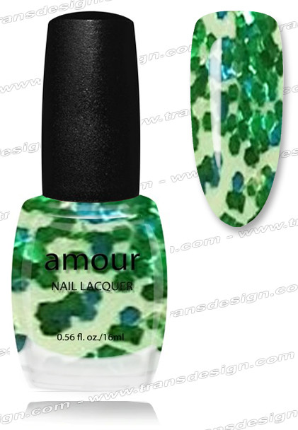 AMOUR Nail Lacquer - Cuddle Monster 0.56oz