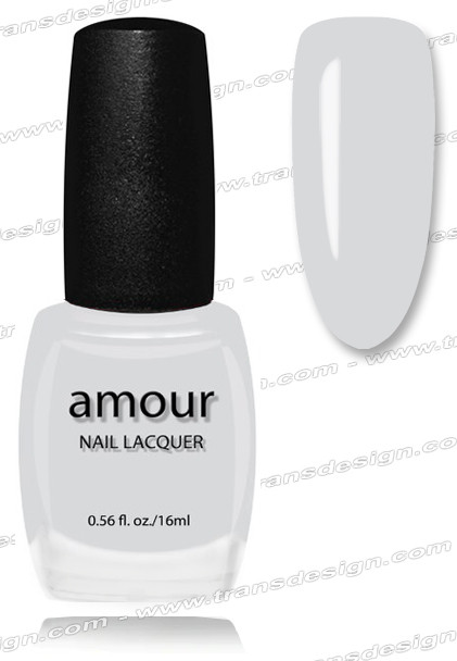 AMOUR Nail Lacquer - 50 Shades of Koala 0.56oz