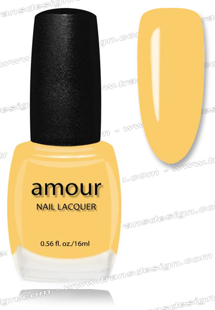 AMOUR Nail Lacquer - 72 Convertible Stingray 0.56oz