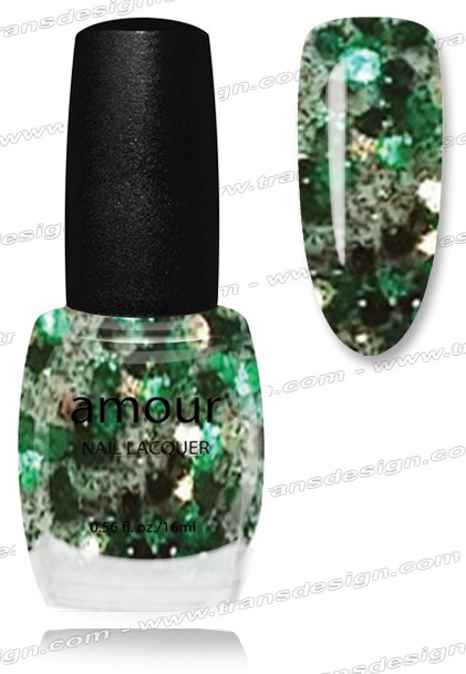 AMOUR Nail Lacquer - The Mistletoe 0.56oz