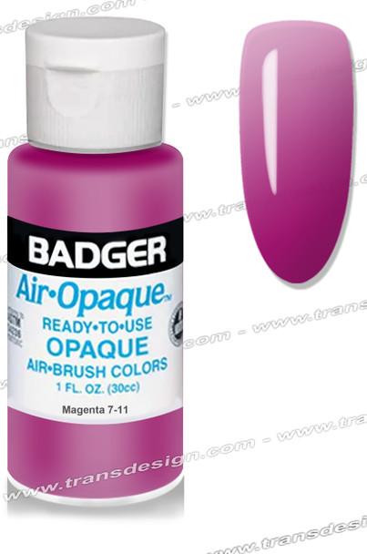BADGER Airbrush Color - Magenta 1oz.