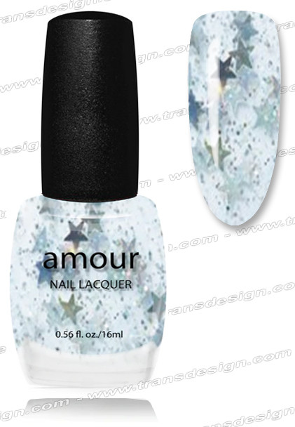 AMOUR Nail Lacquer - Starlet Night 0.56oz