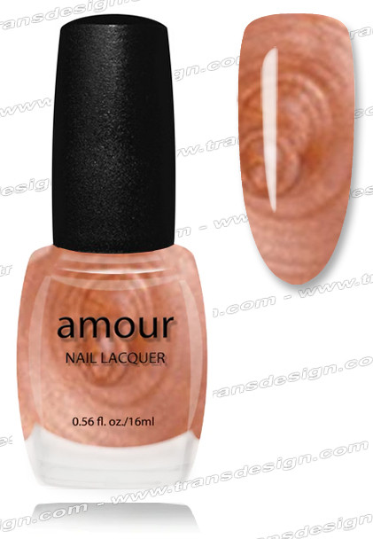 AMOUR Nail Lacquer - Champagne 0.56oz