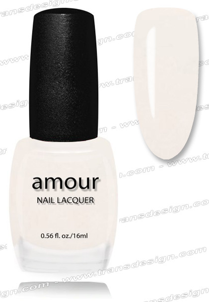 AMOUR Nail Lacquer - Autumn French 0.56oz
