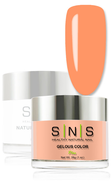 SNS Gelous Dip Powder - Crash & Burn LG05