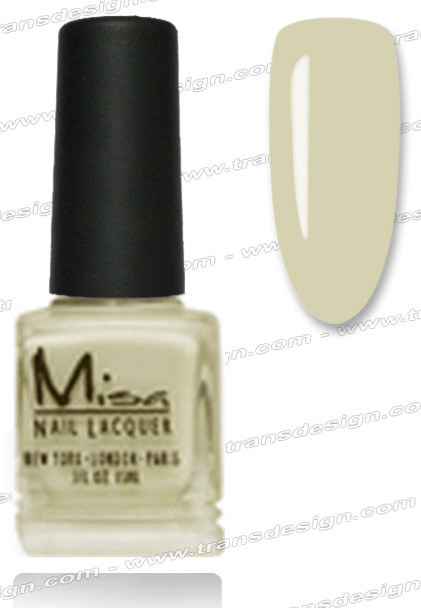 MISA Nail Lacquer - Touch of Violet 0.5oz