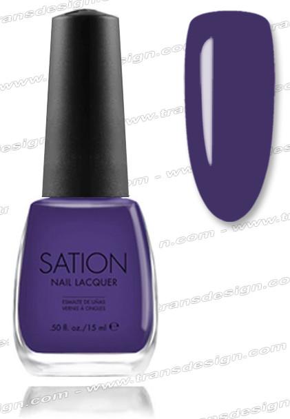 SATION Nail Lacquer - Super Nail-tural Powers 0.5oz