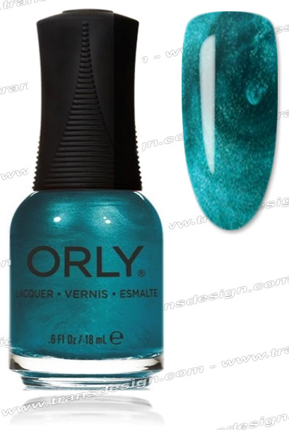 ORLY Nail Lacquer - It's Up To Blue