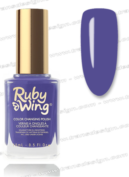 RUBY WING Nail Lacquer - Eclipse 0.5oz *