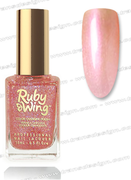 RUBY WING Nail Lacquer - Lily 0.5oz *