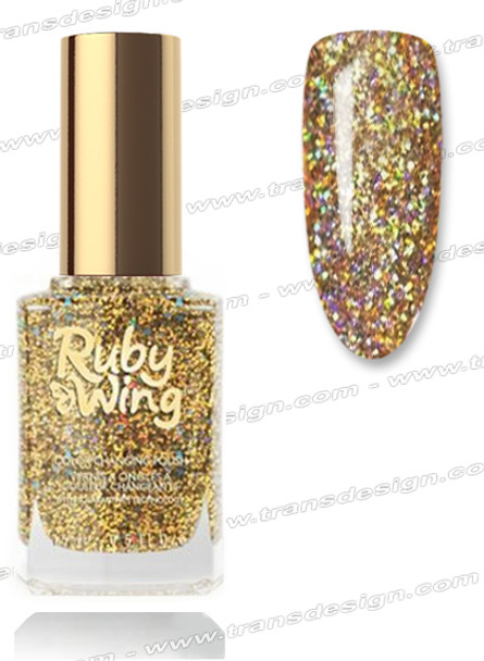 RUBY WING Nail Lacquer - Ride'Em Cowgirl 0.5oz *